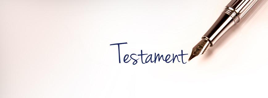 Testament Testamenterstellung Braunschweig