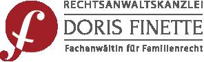 Anwalt Doris Finette – Familienrecht Braunschweig Logo